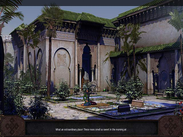 To view any screenshot of game Chronicles of Mystery: Secret of the