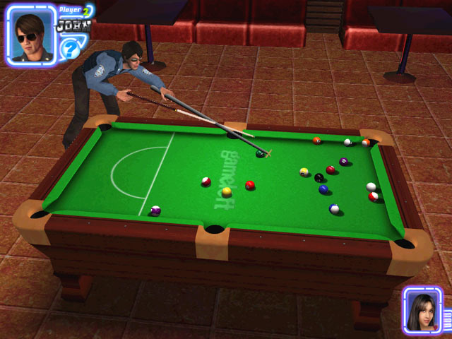 To view any screenshot of game midnight pool 3d click any image upper