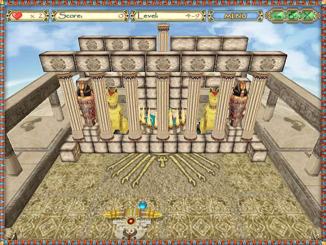 egyptian games