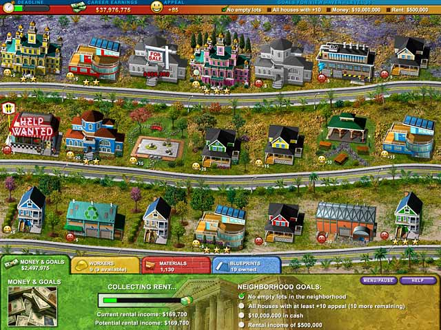 Build a lot 2 town of the year full game free pc download for Build on your lot louisiana
