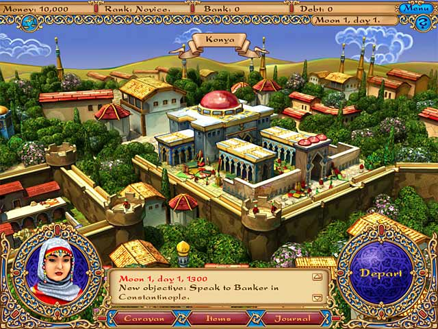 To view any screenshot of game Tradewinds Caravans click any image