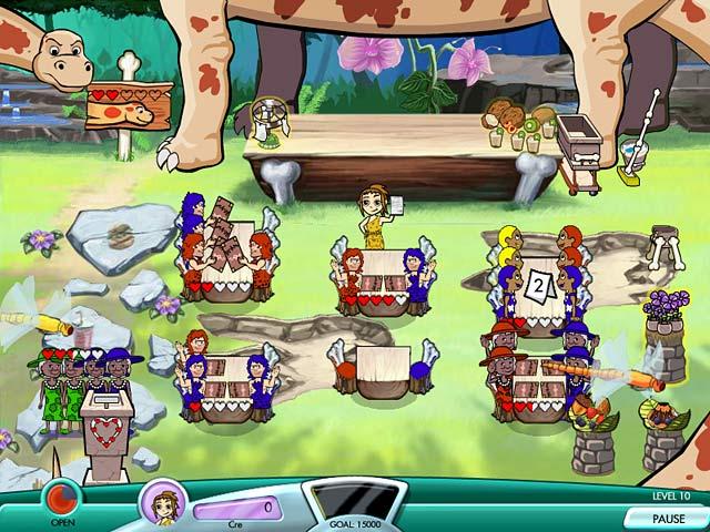 Игру Go-Go Gourmet
