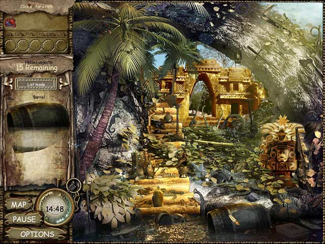 aztec god game walkthrough