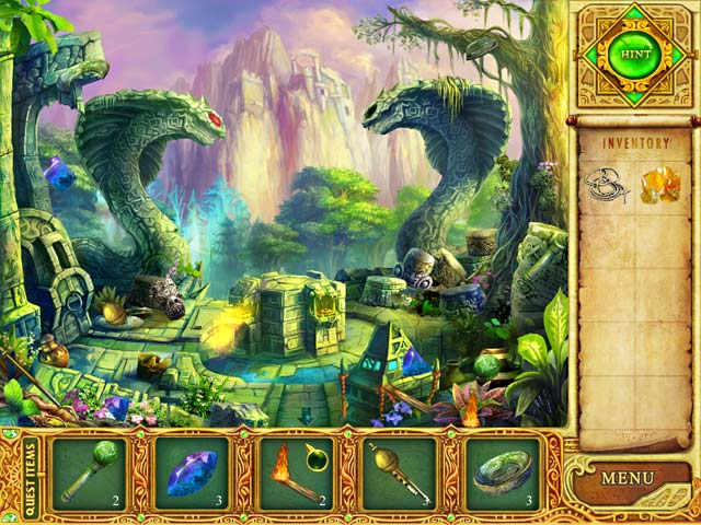 Free Hidden Object Mystery Games