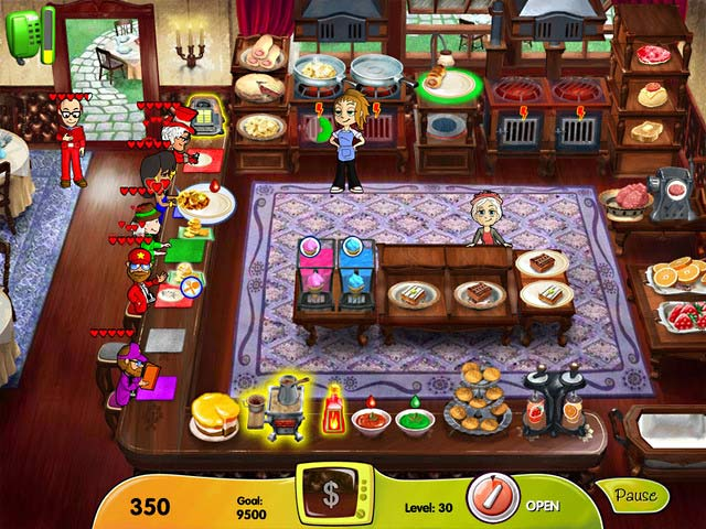 cooking games free games