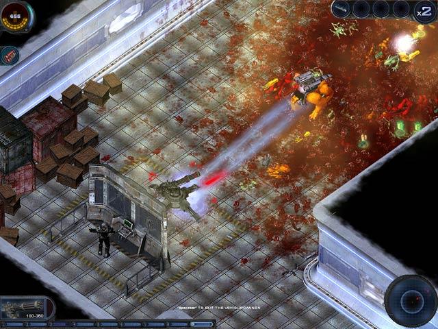 Alien Shooter | Addicting Games