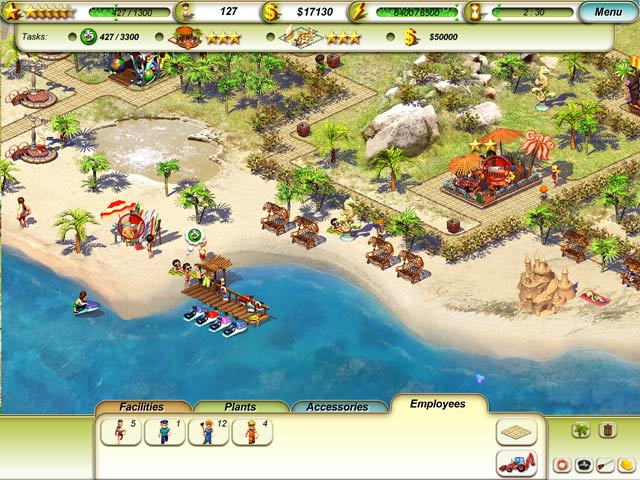 flirting games at the beach free download game online
