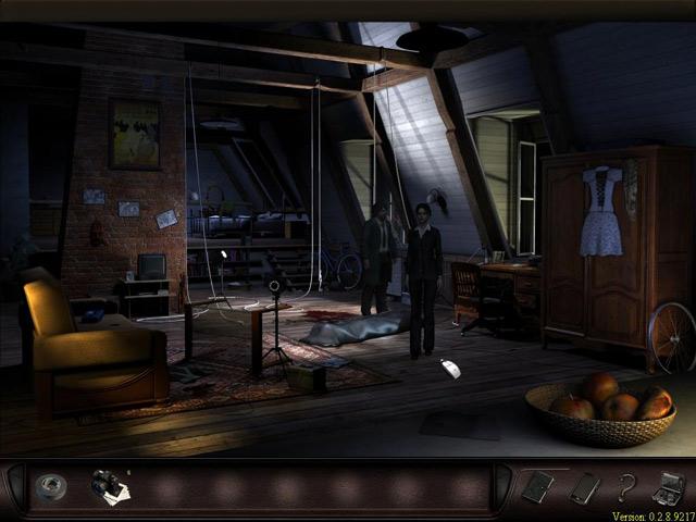 Art of Murder: Hunt for the Puppeteer Walkthrough part 13 ...