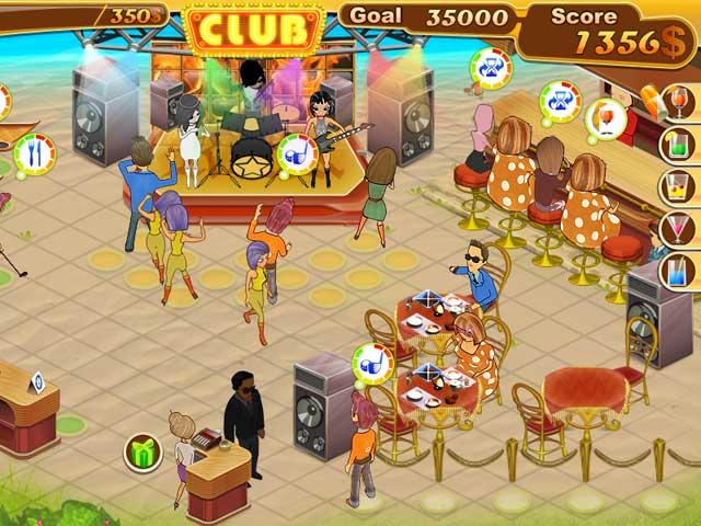 game club: