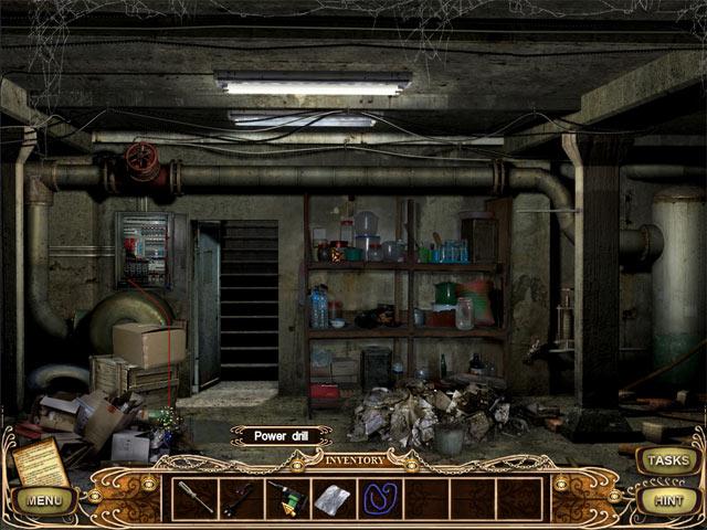 Скачать бесплатно Haunted Hotel: Lonely Dream скриншот 2. Увеличить скриншо