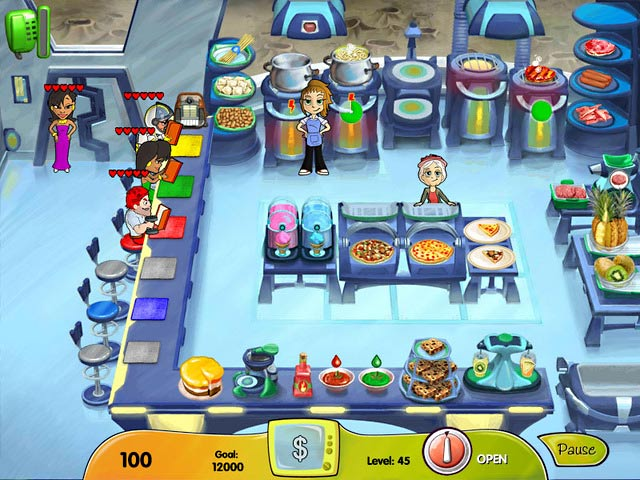 Cooking Dash: DinerTown Studios. Download and play at PC ...